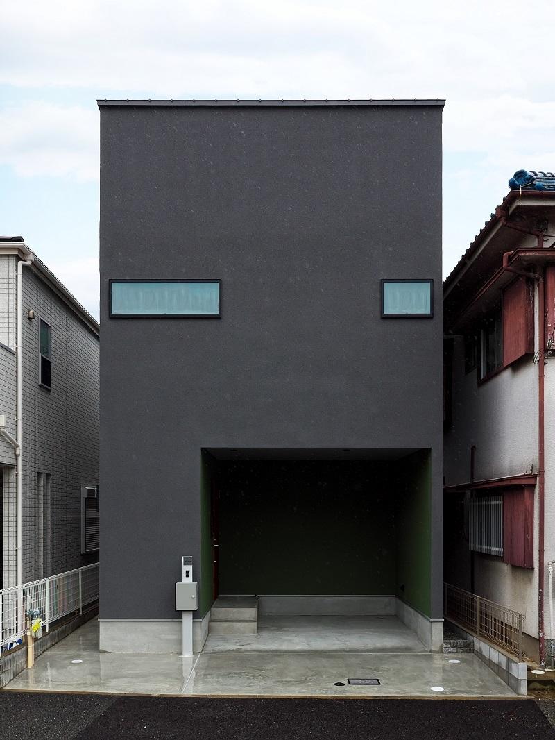 施工例紹介~家族の距離が縮まる家~